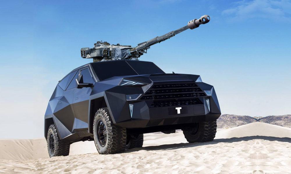 Tesla Panzer